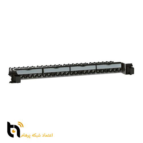پچ پنل لگراند 24 پورت Cat6 SFTP – مدل : 33563