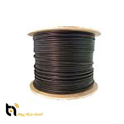 کابل شبکه LSZH ضدحریق مسی Cat6 SFTP Outdoor نگزنس Nexans