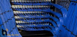 هزینه کابل کشی شبکه